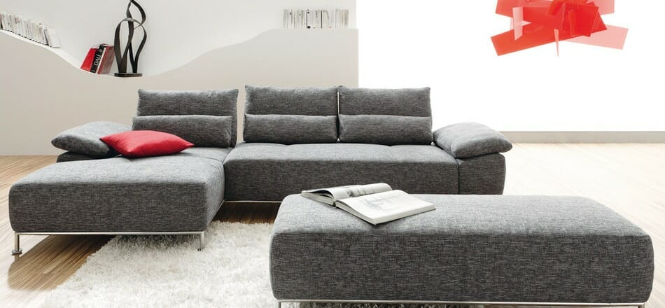Mr680 lounge sofa musterring sofaplus - Kleine lounge ...