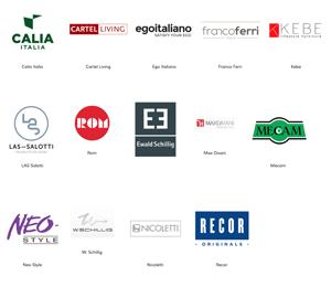 Salon merken van sofa's, zitmeubelen en banken