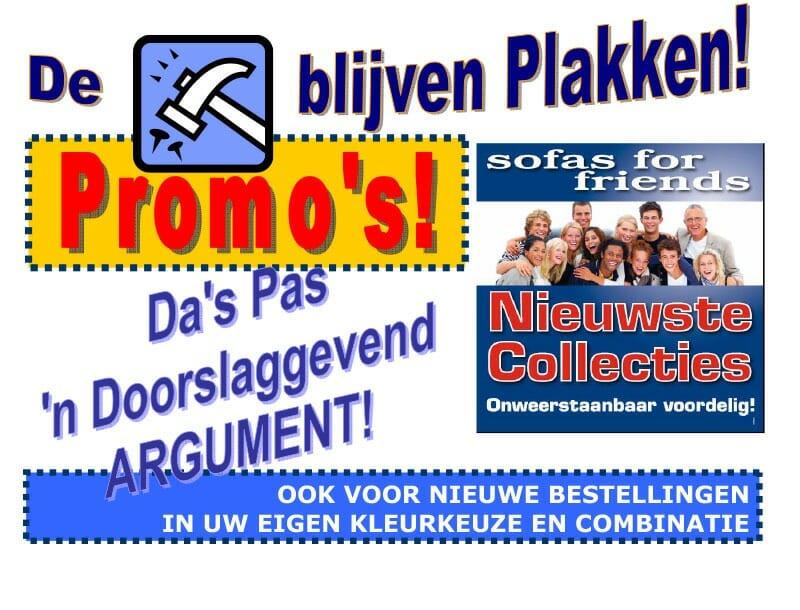 Salons NU met extra prijsvoordeel !